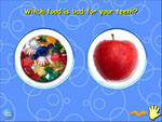 Pick Quick Pre-K Touch Screen Game