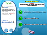 Pop Quiz Touch Screen Educational Game by point2explore.com