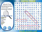 Word Find Touch Screen Game by point2explore.com